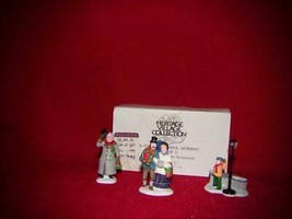 """Department 56-DICKENS Village """"A Christmas Carol Morning"""" New In Box - $14.70"""