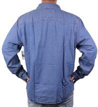 Levi's Men's Classic Long Sleeve Denim Button Up Casual Dress Shirt 381006Cc image 4