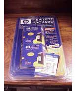 Twin Pack of Genuine HP 51645A (45) Black Inkjet Print Cartridges - $14.95