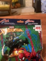 Puzzle On The Go/ Marvel  Spiderman Puzzle / 48 Pieces/ - $4.99