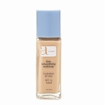 ALMAY Line Smoothing Makeup with SPF 15, Sand 260, 1 OZ - $9.29