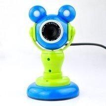 5.0 MP USB PC Camera Mickey Mouse Shaped Webcam  - $573,69 MXN