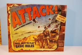 Attack: A Game of World Conquest - Eagle Games 2003 - $34.65