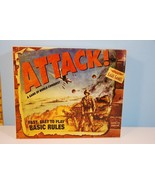 Attack: A Game of World Conquest - Eagle Games ... - $23.03