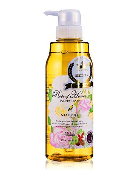Roseofheaven shampoo  1