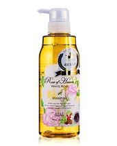 KOSE Rose of Heaven White Rose Shampoo 400ml