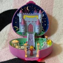 Bluebird Vintage Polly Pocket 1992 Starlight Castle Light Up Playset *Complete - $159.99