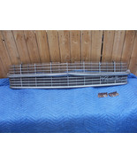 1962 CADILLAC FLEETWOOD GRILL SERIES 70  75 DEVILLE 60 62 GRILLE FRONT - $280.00