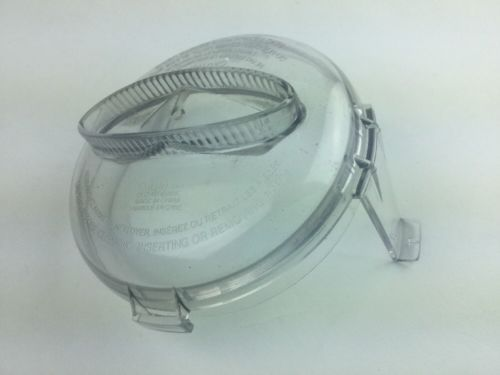 CUISINART CGC-4WPC MINI-PREP PLUS FOOD PROCESSOR LID PART Dlc-4chbwbc
