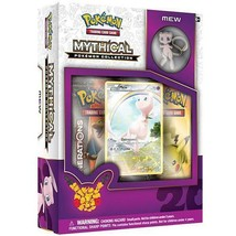 Mew Mythical Collection Booster Box Pokemon Generations Packs 20th Anniversary - $29.99