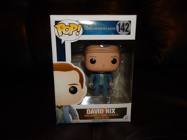 New Tomorrowland David Nix Funko Pop! Movies Bobblehead Free Shipping #142 - $7.91