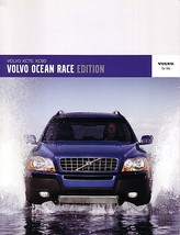 2006 Volvo XC70 XC90 Ocean Race Editions brochure catalog US 06 - $10.00