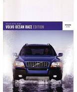 2006 Volvo XC70 XC90 Ocean Race Editions brochure catalog US 06 - $10.00