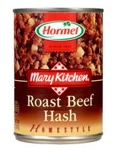 Hormel Mary Kitchen Roast Beef Hash, 14 Ounce  Two cans - $10.00