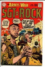 OUR ARMY AT WAR #207-SGT. ROCK-COOL ISSUE FN - $31.53