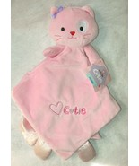 Kids Preferred Pink Kitty Cat Kitten Cutie Baby Security Blanket Lovey P... - $14.61