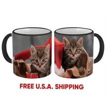Cat : Mug Cute Animal Kitten Funny Gift Christmas - $13.37+
