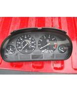 BMW OEM E39 528I ODOMETER CLUSTER GEARBOX METER SPEEDOMETER 62118372356 - $55.24
