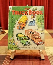 Vintage My Truck Book Childrens Book - $12.71