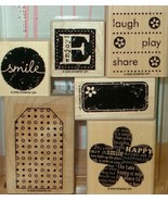 Stampin Up Be Happy - $15.08
