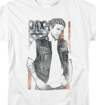 Sons of Anarchy Jax Teller Crime tragedy TV series adult graphic t-shirt SOA113 image 2