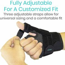Vive Arthritis Thumb Splint, Left or Right Hand image 3