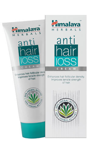 himalaya Anti Hair Loss Cream 100 ml promotes hair growth and controls hair fall