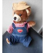 DelMonte Del Monte Bear Yumkin Brawny Vintage 1985 Dakin Vgc cute - $9.94