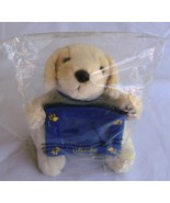 GOLDEN LABRADOR RETREIVER WITH PICTURE FRAME PL... - $14.99