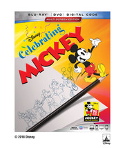 Celebrating Mickey [Blu-ray+DVD+Digital, 2018]