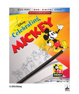 Celebrating Mickey [Blu-ray+DVD+Digital, 2018] - $19.95