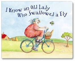 I Know An Old Lady Mini Book Rueda, Claudia - $3.28