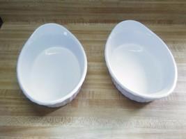 Corningware French White Appetizer dishes 18.6 oz - $19.79