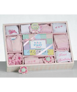 Baby Girl's First Year Calendar Gift Set - $60.00