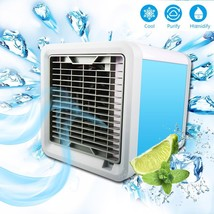 Arctic Air Personal Space Cooler Desk USB Fan Quick Easy Way Cool Any Space 2018 - $37.39