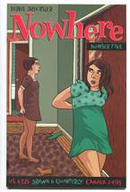 Nowhere 5 Drawn & Quarterly 1999 NM Debbie Drechsler - $8.82