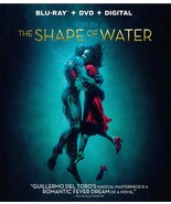 The Shape Of Water, DVD, Bluray, 2018, Widescreen - $14.99
