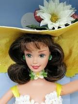 "Mattel 1996 Barbie- ""Summer Splendor"" Lmt. Ed. Enchanted Seasons Collect... - $58.41"