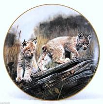 Double Trouble Nature's Playmates 1991 Charles Fracé Wildlife Bradford P... - $35.95