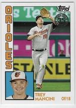 2019 Trey Manchini Topps 35th Anniversary Baseball Card Insert T83-47 MT/NM - $4.94