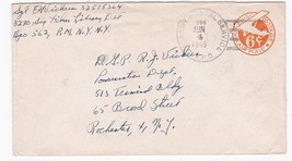 WORLD WAR II APO 562 US ARMY POSTAL SERVICE JUN 4 1945 - $2.98