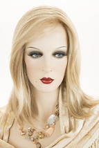 Butterscotch And Champagne Blonde  Medium Lace Front Monofilament Jon Renau Wigs - $301.59