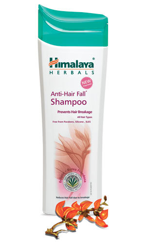Himalaya Anti hair fall shampoo 200ml nourishes hair roots & weakened hair