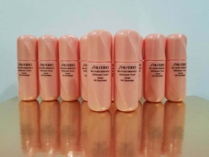 Primary image for Shiseido Liftdynamic Serum 7ml x 10 pieces