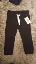 baby boys navy blue joggers trousers bottoms 12 to 18 months bnwt new wi... - $2.53