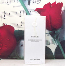 Yves Rocher Neroli Secrets D'Essences EDP Spray 1.6 FL.OZ. NWB - $179.99