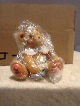 Cherished Teddies #914797 May Monthly Bear Figurine 1993 - COA - NB - $5.75