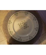 Franciscan Heritage dinner plate 13 available - $5.84