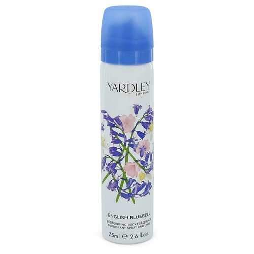 Primary image for English Bluebell by Yardley London Body Spray 2.6 oz (Women)