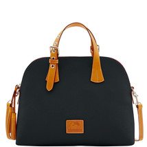 Dooney & Bourke Patterson Black Leather Audrey ... - $469.99